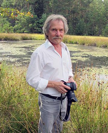 Ernst Kluge, Portrait